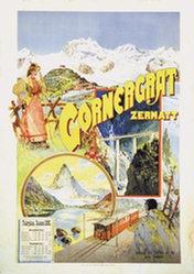 Anonym - Gornergrat Zermatt