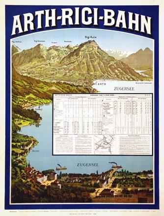 Anonym - Arth-Rigi-Bahn
