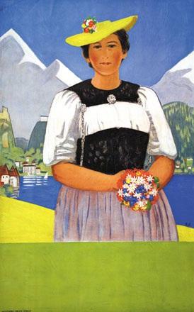 Cardinaux Emil - ohne Titel (Das Jahr der Schweiz)