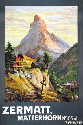 Gos François - Zermatt