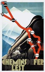 Theodoro - Chemins de fer de l'Est