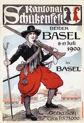 Beurmann Emil - Kantonal Schützenfest beider Basel