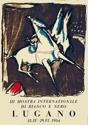 Carigiet Alois - Mostra internazionale