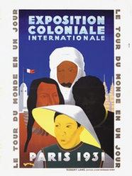 Desmeures Jean-Victor - Exposition Coloniale Paris