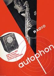 Kurtz Helmuth - Radio Autophon