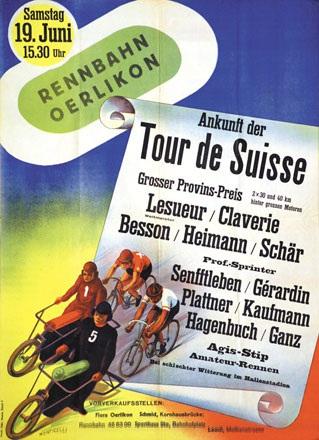 Monticelli Walter - Ankunft der Tour de Suisse