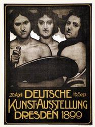 Weinholdt M. - Deutsche Kunstausstellung Dresden