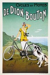 Fournery Félix - De Dion-Bouton