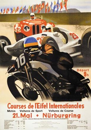 Hierl Alfred - Courses de l'Eifel