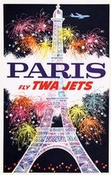 Klein David - TWA Jets - Paris