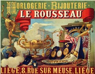 Anonym - Le Rousseau