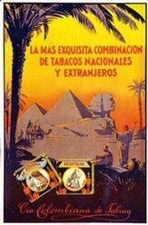 Anonym - Columbiana de Tabaco