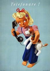 Brun Donald - Telefonare