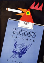 Brun Donald - Gauloises