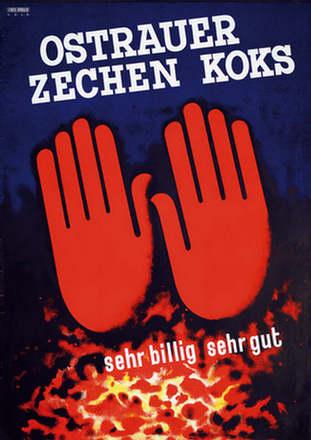 Bühler Fritz - Ostrauer - Zechen Koks
