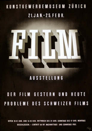 Butz Fritz - Film Ausstellung