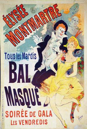 Chéret Jules - Bal de Masque