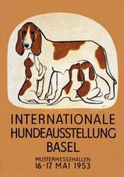 Wolf - Hundeausstellung Basel
