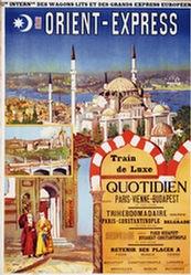 de Ochoa y Madrazo Rafael - Orient-Express