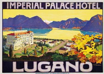 Burger Wilhelm Friedrich - lmperial Palace Hotel Lugano