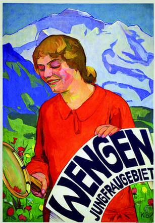 Borter Klara Cécile - Wengen