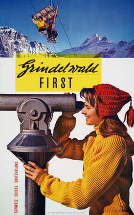 Flückiger Adolf - Grindelwald First