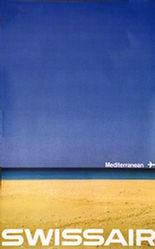 Bingler Manfred - Swissair - Mediterranean