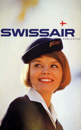 Anonym - Swissair - Worldwide