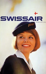 Anonym - Swissair - Worldwide