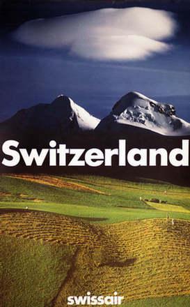Brühwiler Paul - Switzerland - Swissair