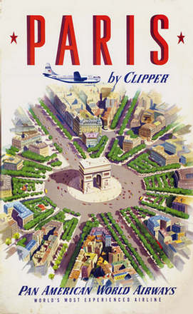 Anonym - Paris by Clipper