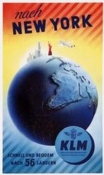 Geesink Joop - KLM - New York