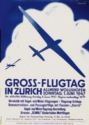 Marquardt - Gross-Flugtag in Zürich