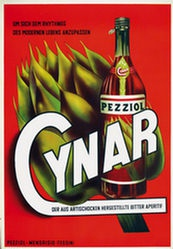 Anonym  - Cynar - Pezziol