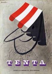 Brun Donald - Tenta