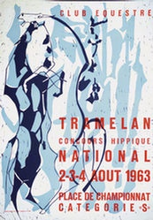 Coghuf (Stocker Ernst) - Concours Hippique Tramelan