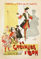 Clérice Charles - Le Chevalier dEon