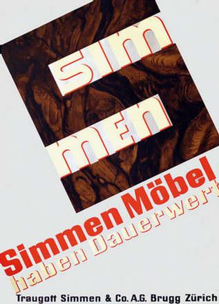 Cyliax Walter - Simmen Möbel