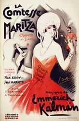 Dola Georges - La Comtesse Maritza