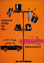 Jost Heinz - Peugeot