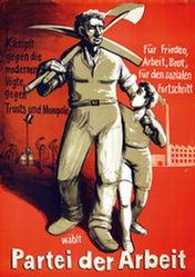 Strub Heiri - Partei der Arbeit