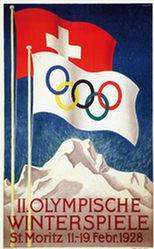 Laubi Hugo - Olympische Winterspiele