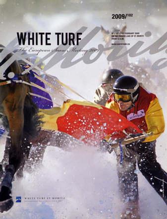 Design - Terminal - White Turf - St. Moritz