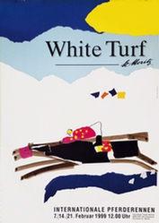 Schneider Max - White Turf - St.Moritz