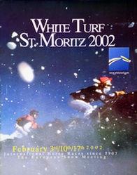 Küng - White Turf - St.Moritz