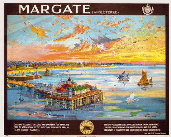 Black Montague Birrel - Margate