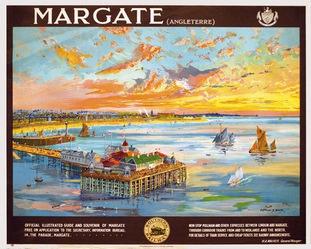 Black Montague Birrel - Margate
