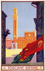 Anonym - Toscane - Sienne