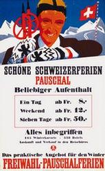 Baumberger Otto - Schweizerferien
