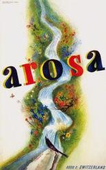 Carigiet Alois - Arosa